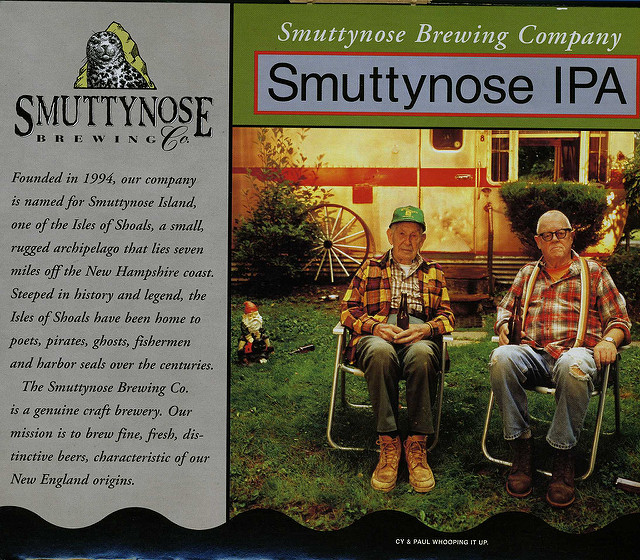 7. If it weren't for New Hampshire there would be no Smuttynose beer.