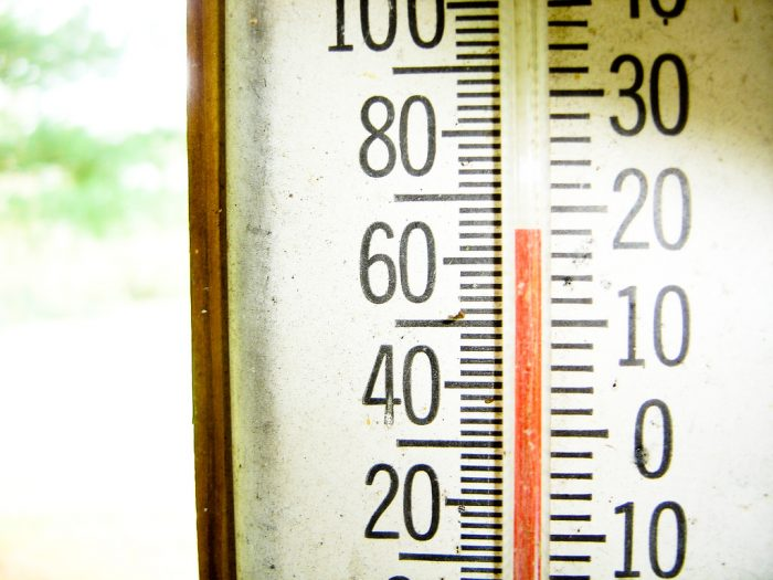 5. The weather is, on average, 8 degrees cooler than Phoenix.