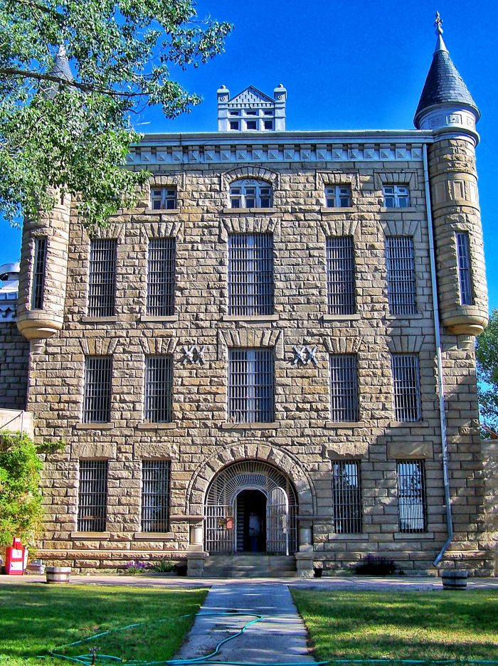 5. Wyoming Frontier Prison in Rawlins
