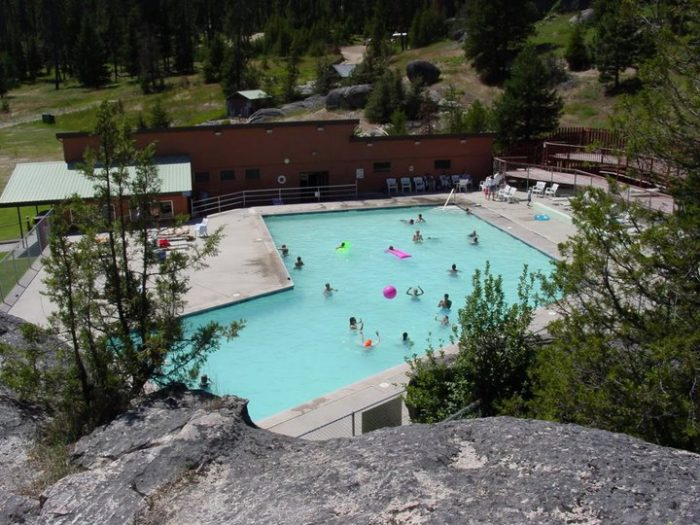 11.  Lolo Hot Springs