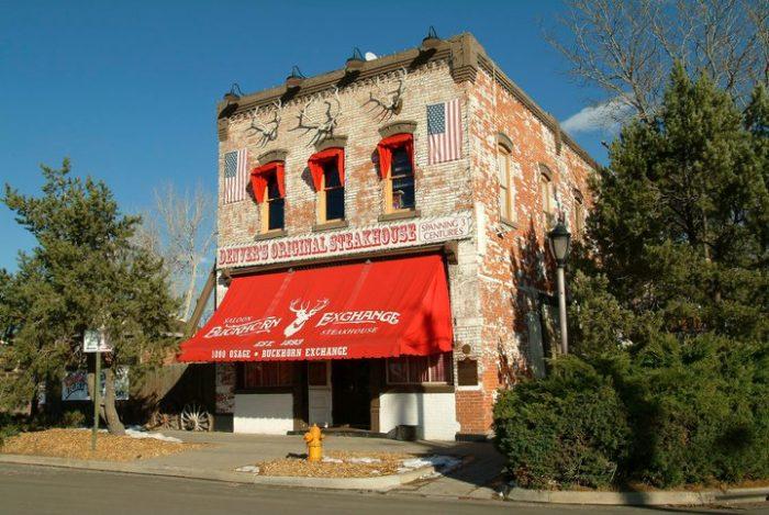 7. The Buckhorn Exchange