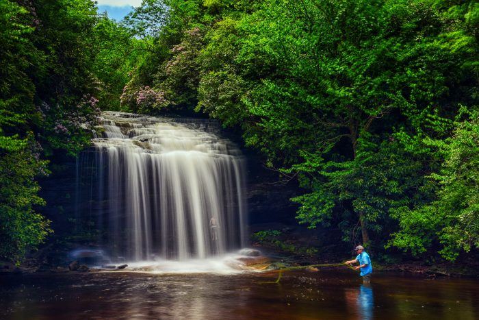 4. Waterfalls Scenic Byway