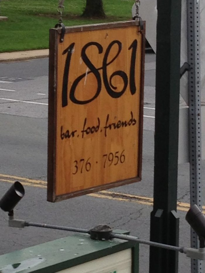 10. 1861, Middletown