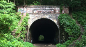 Most People Have No Idea This Unique Tunnel In Ohio Exists