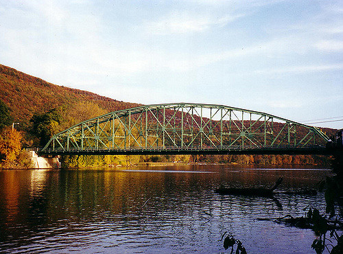 4. The Brattleboro-Hinsdale Bridge, Hinsdale