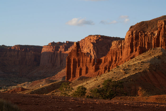 9. Chimney Rock Trail, Capitol Reef National Park