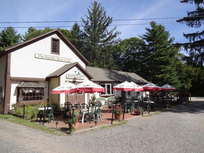 5. The Vanilla Bean Café (Pomfret)