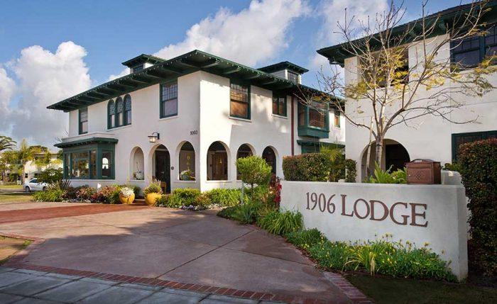 1. 1906 Lodge -- Coronado
