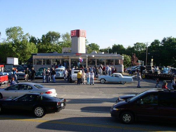 7. Zip's Diner (Dayville)