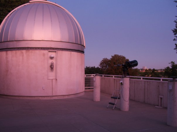 11. Leitner Family Observatory and Planetarium (New Haven)
