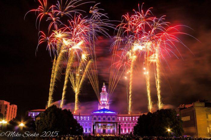 3. Civic Center Independence Eve Celebration, July 3, 2016