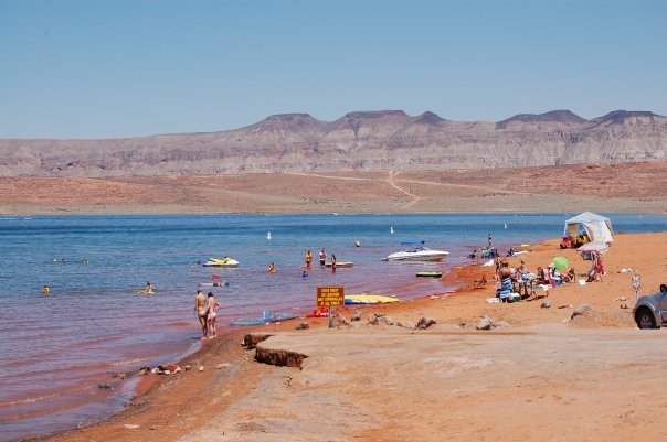 7. Sand Hollow State Park