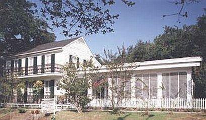2. Barrow House Inn, St. Francisville.