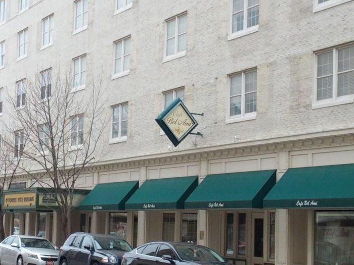 8. Cafe Bel Ami (Wichita)