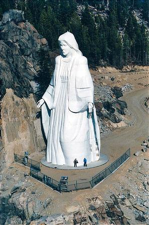 5. Our Lady of the Rockies
