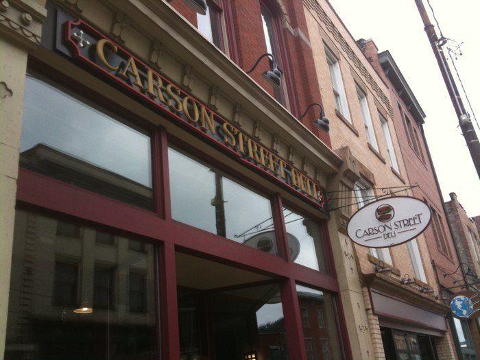 1. Carson Street Deli