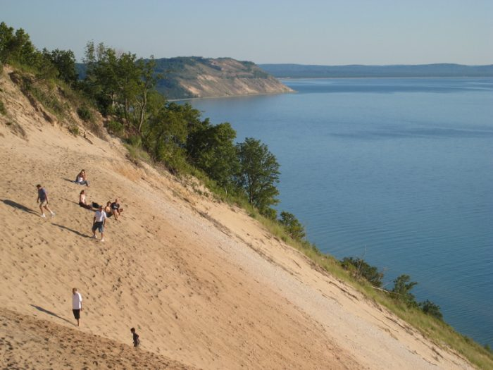 This makes the hike ideal for families of all ages and abilities.
