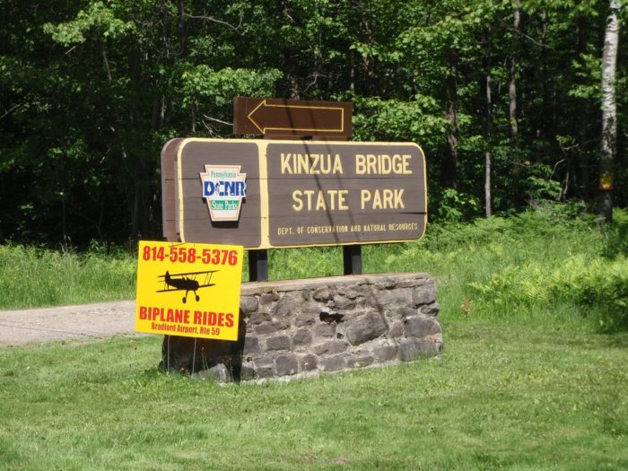 Nestled in the Allegheny National Forest in Mt. Jewett, Kinzua Bridge State Park draws visitors from all over the state and beyond.