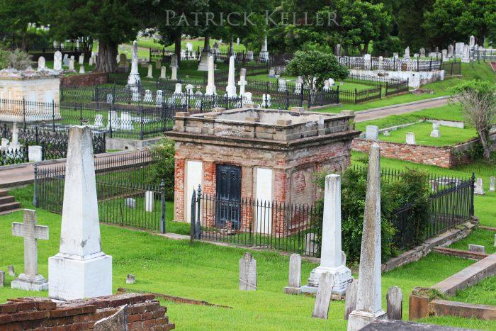 2. Natchez City Cemetery, Natchez