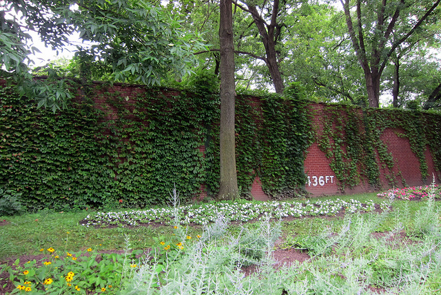 2. Forbes Field Wall