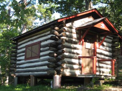 2.  Bird's Nest Lodge – Steelville, Mo.
