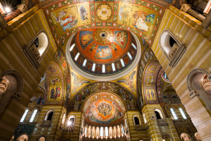 2. Cathedral Basilica of Saint Louis