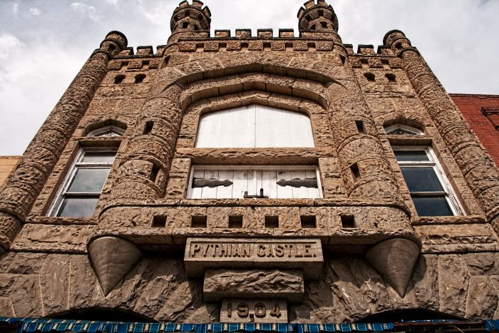 2. Pythian Castle – Springfield, Mo.