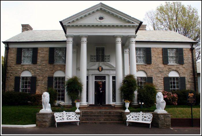 2. Graceland - Memphis