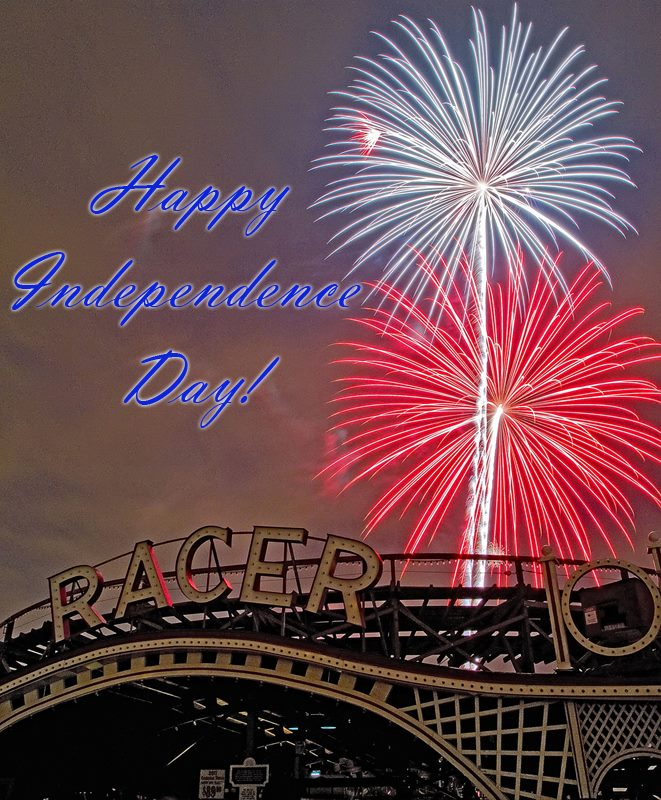 2. Kennywood: Celebrate America
