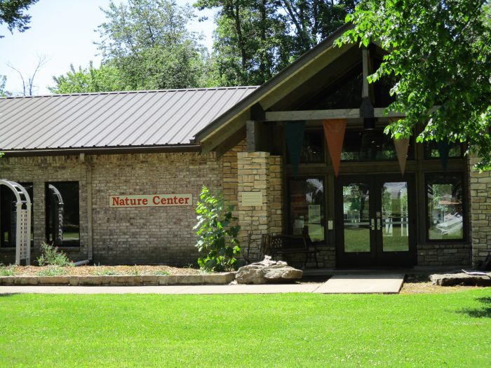2. The Nature Center.