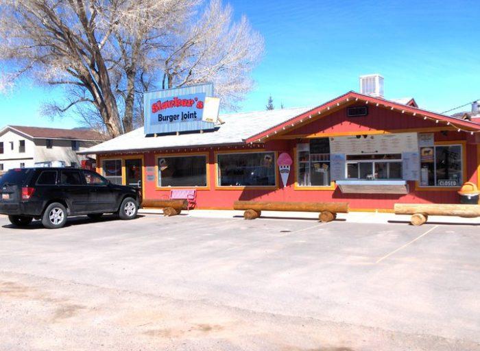 12. Slacker's Burger Joint, Torrey
