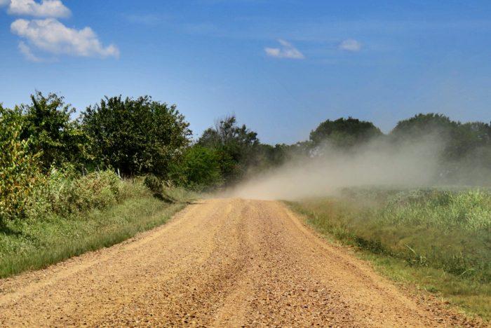 3. Those Dang Dusty Roads