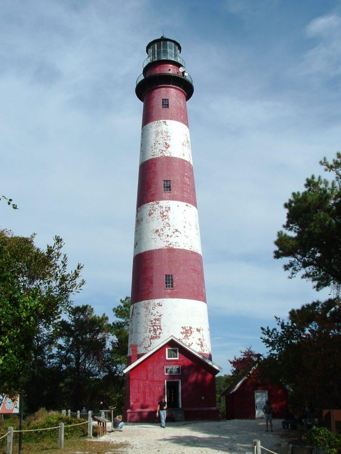 5. Assateague Lighthouse