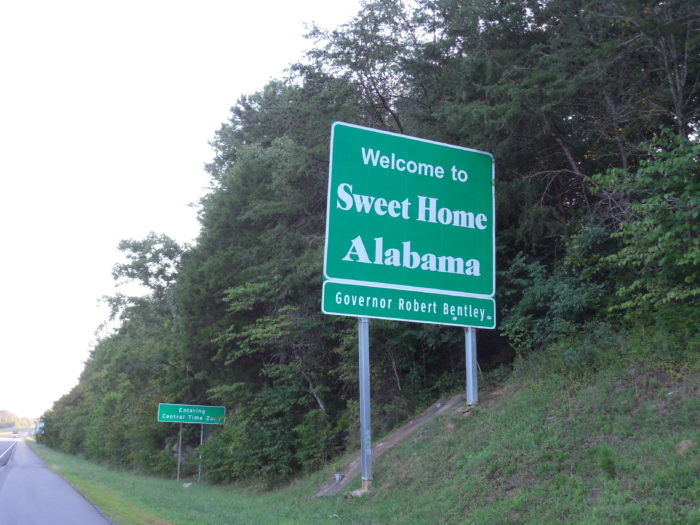 12. And finally, once you move away from Alabama and return, it's like you never really left in the first place.