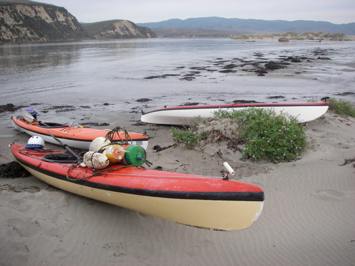 2. The dramatic and surprising Maine tides.