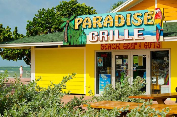 8. Paradise Grille, Pass-a-Grille