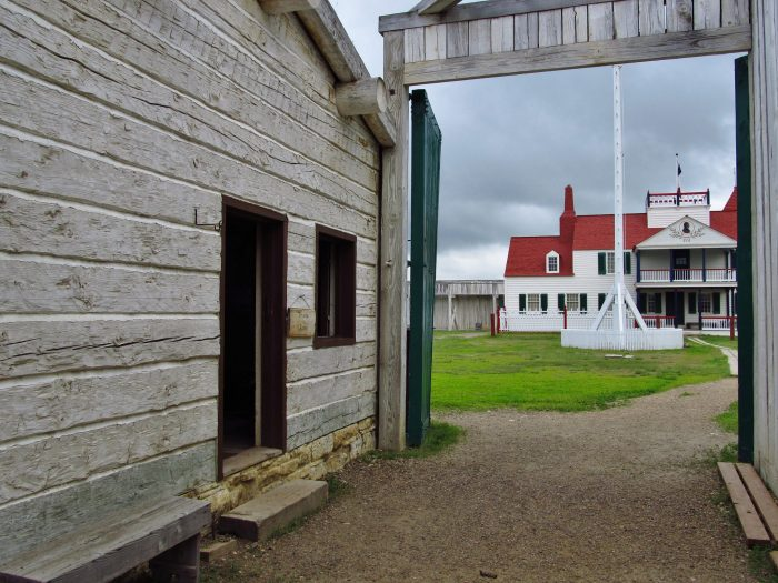 9. Fort Union Trading Post