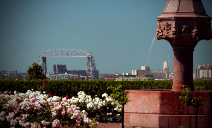 4. Leif Erikson Park and Rose Garden, Duluth