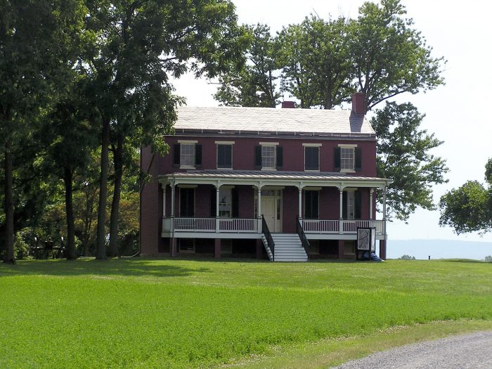 4. Monocacy Battlefield (Thomas Farm and Middle Ford Ferry Trails) - Frederick