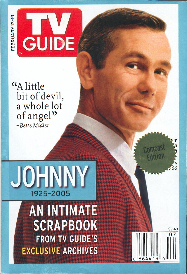 9. Johnny Carson: The Late Night Legend