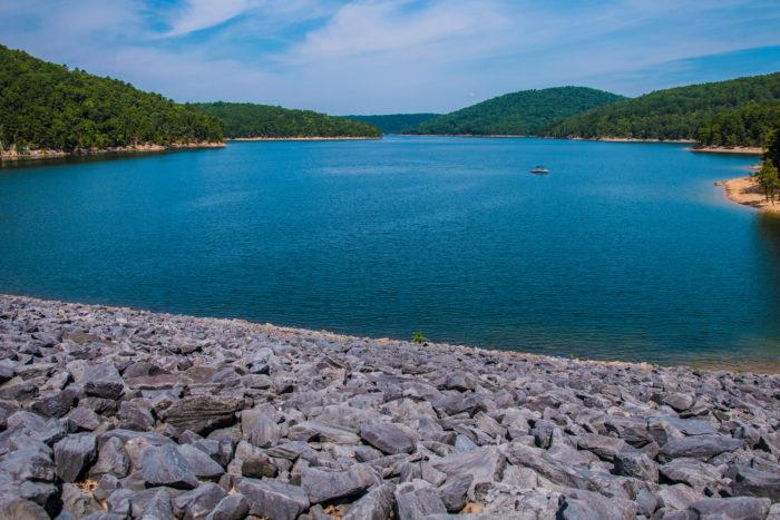 8. Lake Ouachita