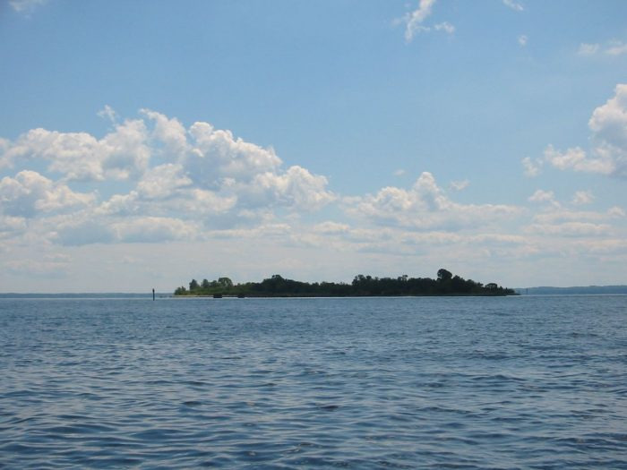 8. St. Clement's Island