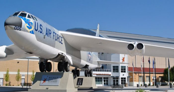 8. WIngs Over the Rockies Air & Space Museum