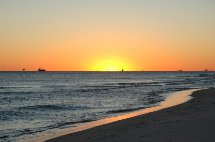1. Fort Morgan Beach - Gulf Shores
