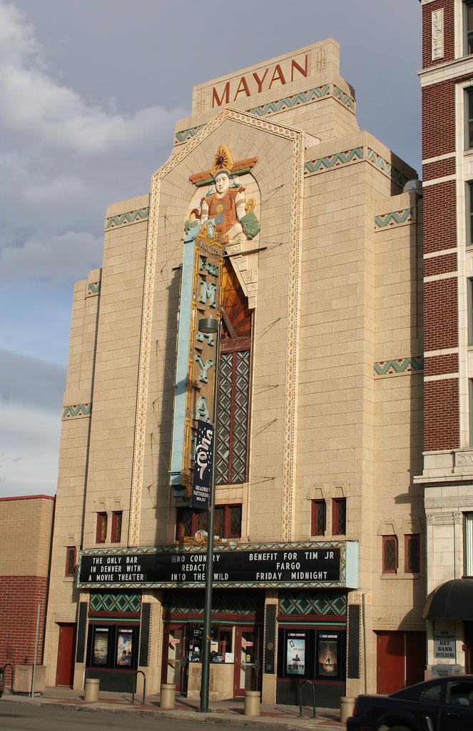 4. Mayan Theatre