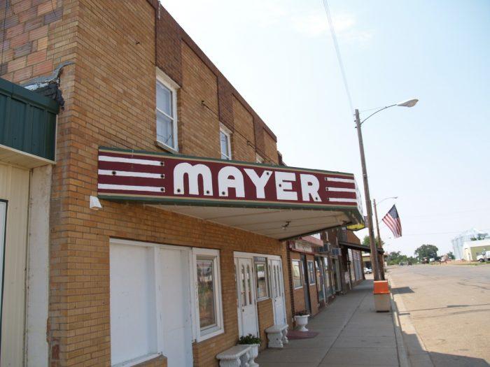 4. Mayer Theater - Hebron