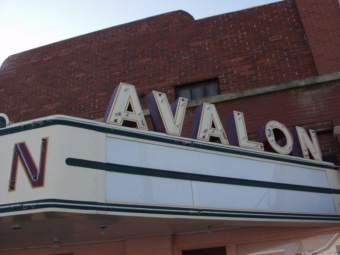 6. Avalon Theater - Larimore