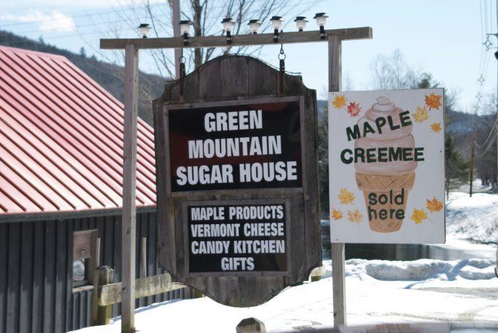 12.Enjoy a maple Creemee.