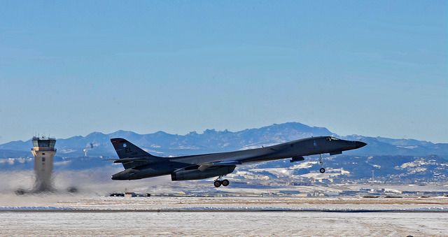 9. We are home to Ellsworth Air Force Base. Need we say more?
