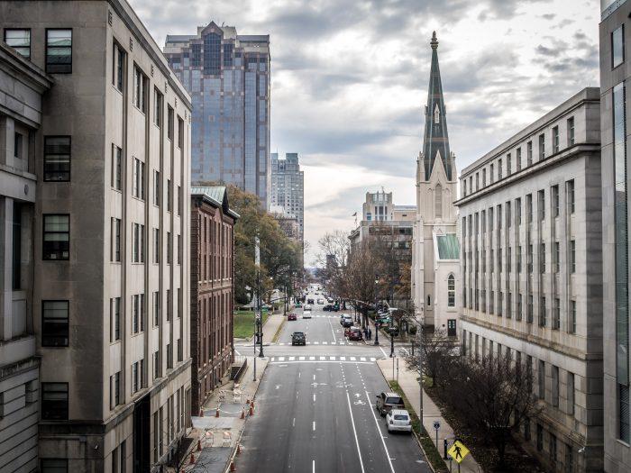 1. Raleigh